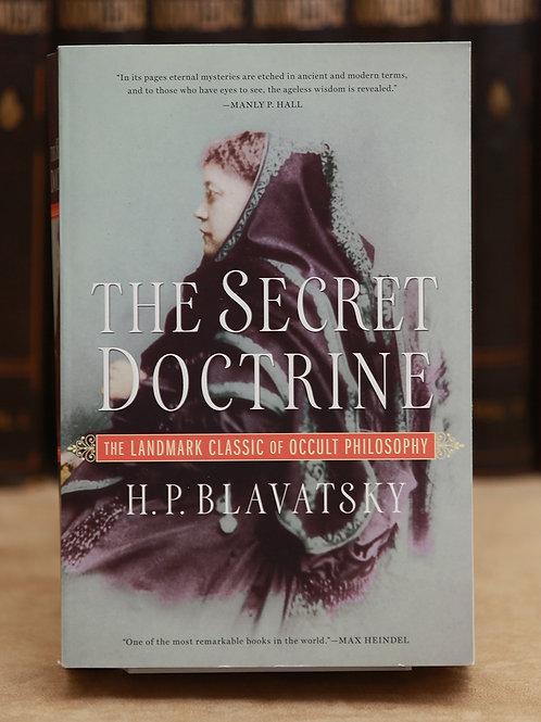 The Secret Doctrine - H.P. Blavatsky