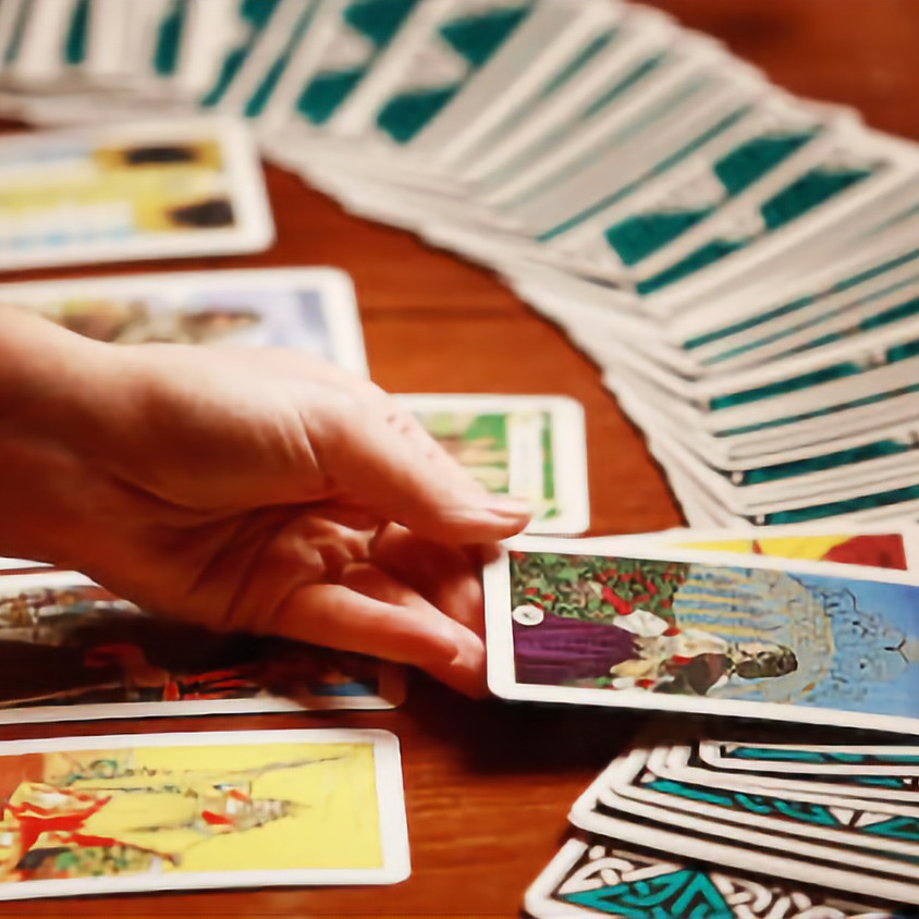 SOLD OUT Tarot Reading - 8 Week Course