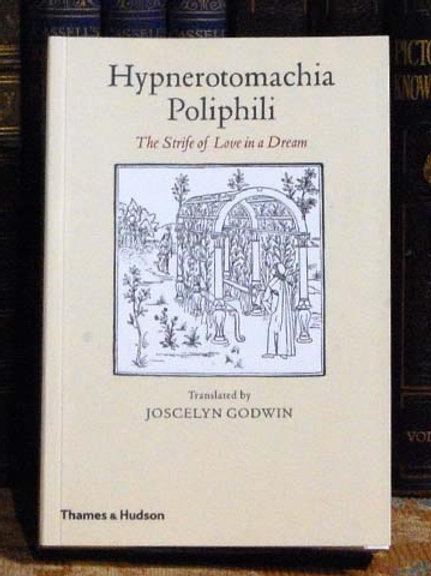Hypnerotomachia Poliphili - Joscelyn Godwin