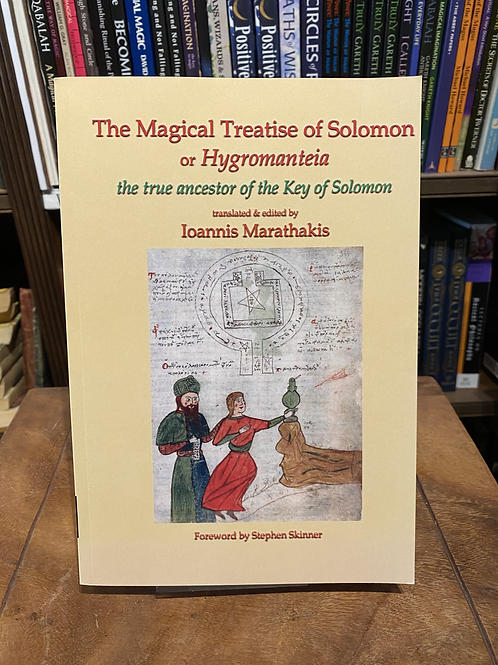 Magical Treatise of Solomon (PB) - Ioannis Marathakis
