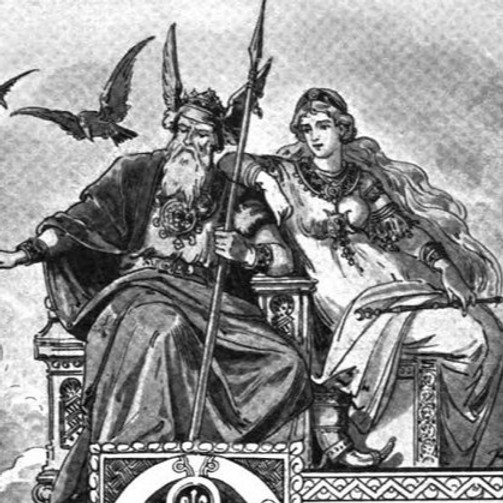 The Gods Odin and Frigga - Workshop
