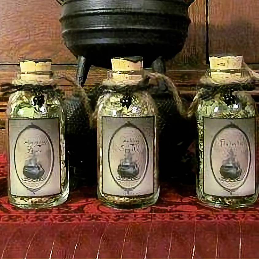 Witch Bottles for Practical Magic