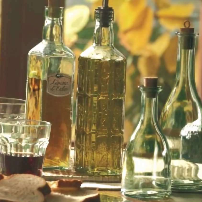 Magic in the Bottle: Vinegars