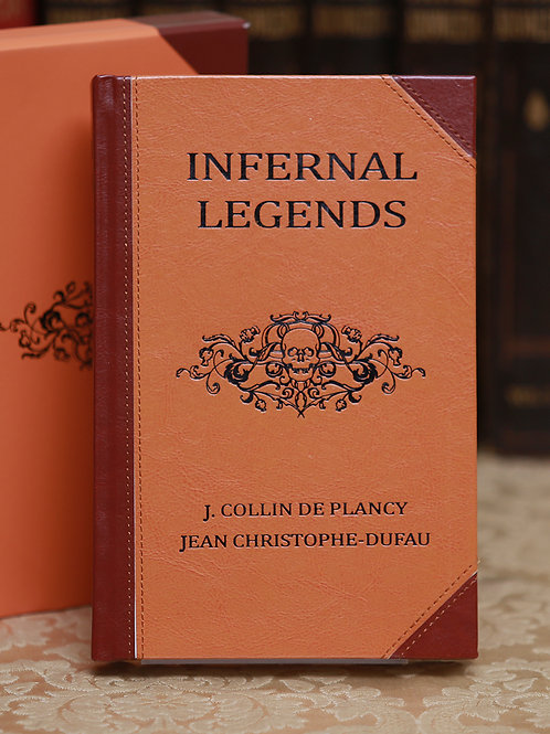 Infernal Legends - J. Collin de Plancy