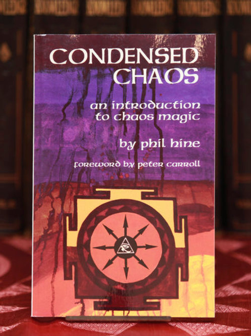 Condensed Chaos – Phil Hine (signed)