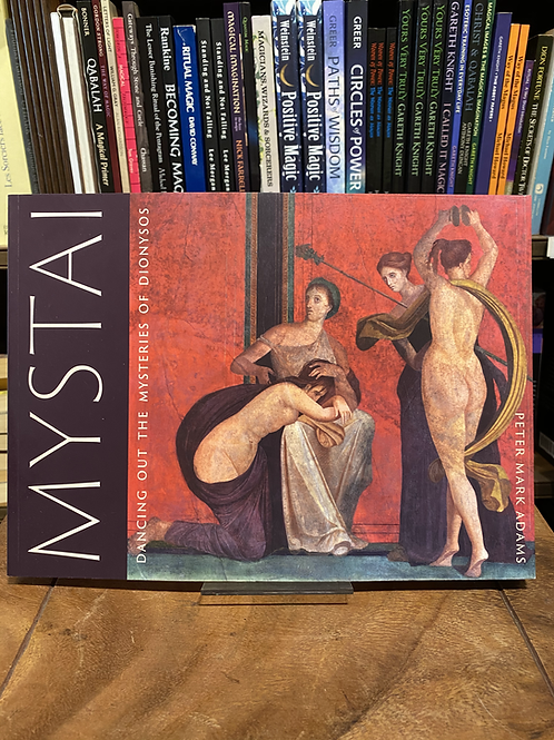 Mystai (PB) - Peter Mark Adams