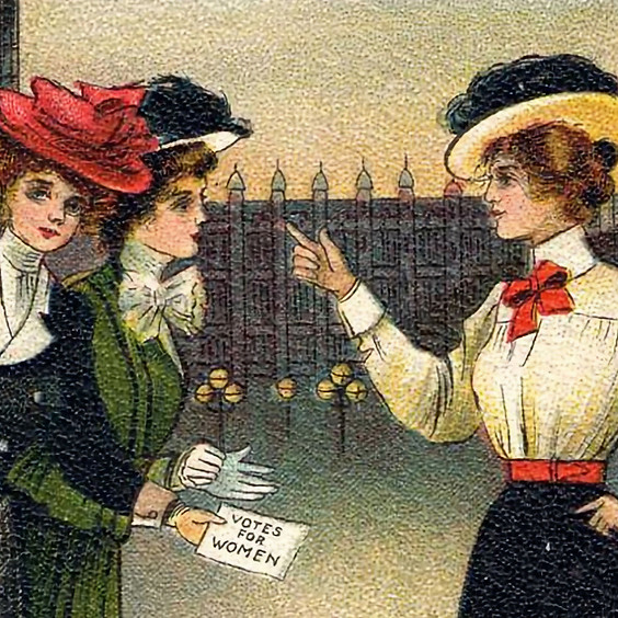 SOLD OUT Women's Suffrage and the Occult