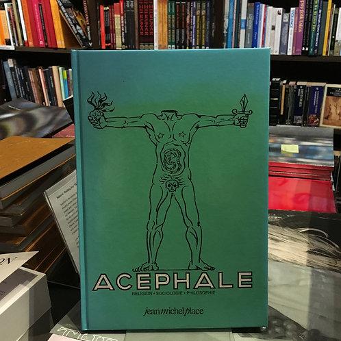Acéphale - George Bataille et al, eds.