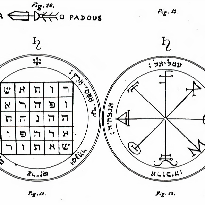 Practical Magic: Squares and Pentacles