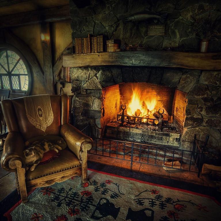 Hearth Magic, Preparing for Winter