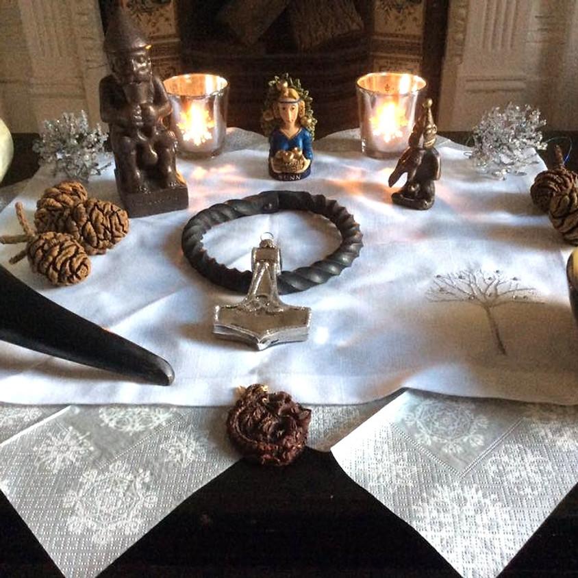 Online - Heathen / Northern Spirituality Introduced