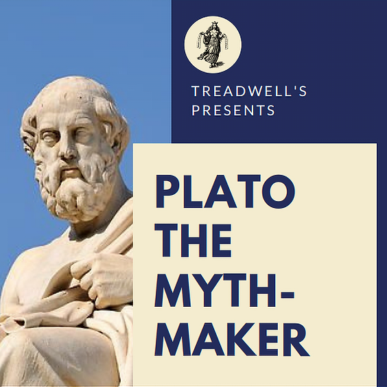 'Plato the Myth Maker' I  - Four-week Course