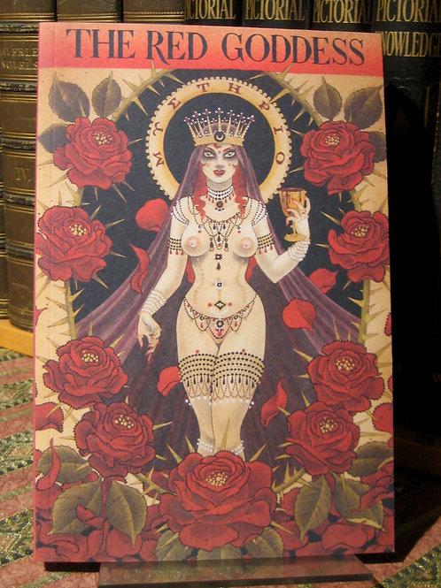 The Red Goddess (PB) - Peter Grey