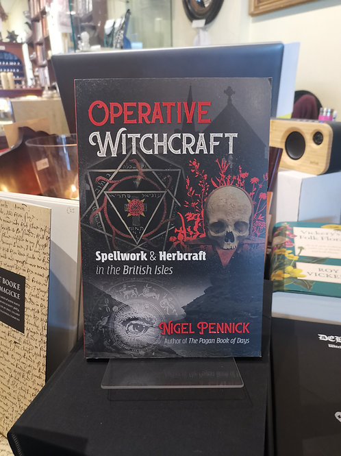 Operative Witchcraft - Nigel Pennick