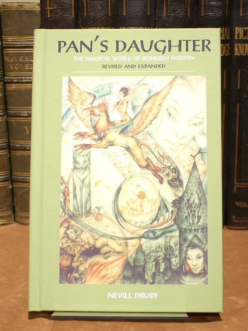 Pan's Daughter PB - Nevill Drury