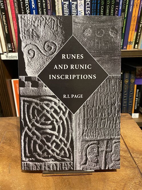 Runes and Runic Inscriptions - R.I. Page