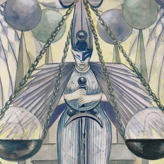 Frieda Harris, Aleister Crowley and the Thoth Tarot