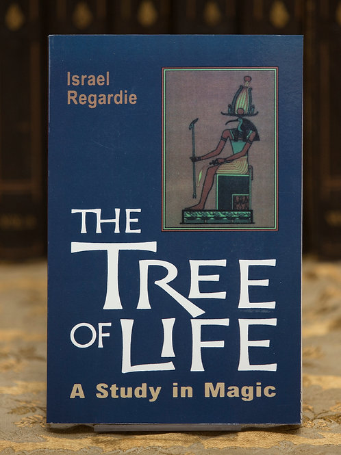 The Tree of Life - Israel Regardie