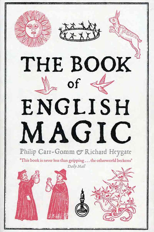 The Book of English Magic  Carr-Gomm & Heygate
