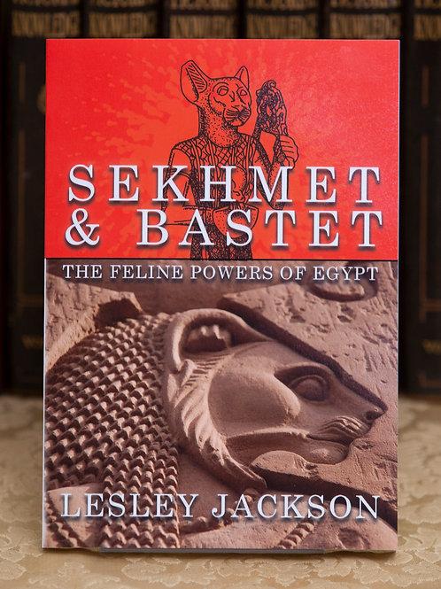 Sekhmet & Bastet - Lesley Jackson
