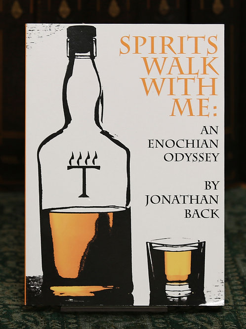 Spirits Walk with Me - Jonathan Back