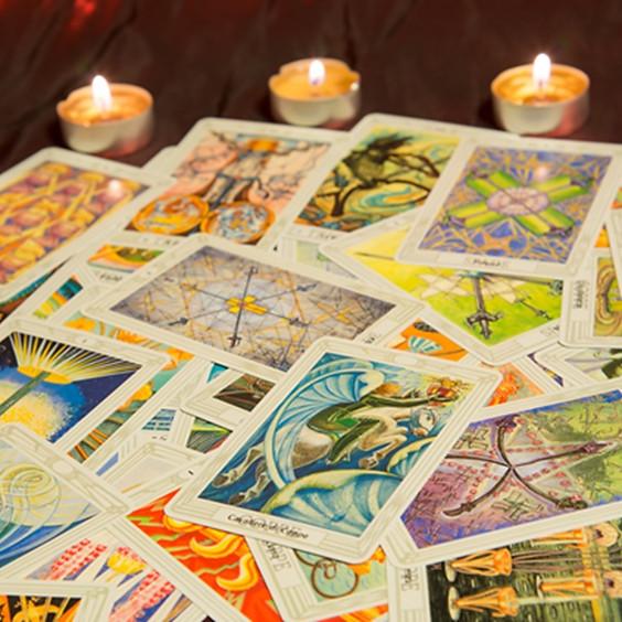 Tarot Magic - Workshop
