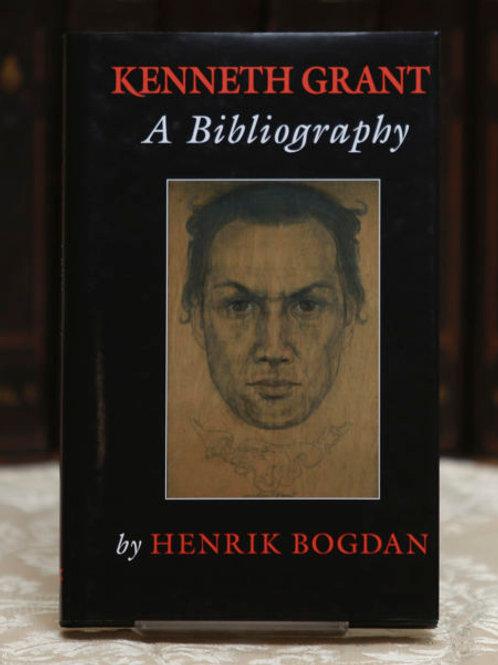 Kenneth Grant: A Bibliography - Henrik Bogdan