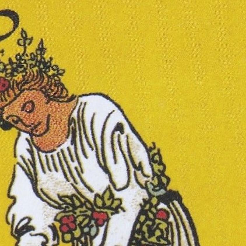 Postponed - Tarot: the Spiritual Cards