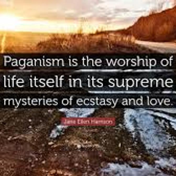 Jane Harrison: Classics for Paganism
