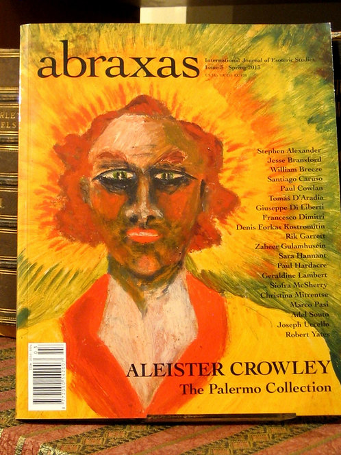 Abraxas Journal Three