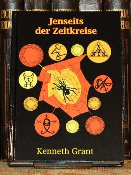 Jenseits der Zeitkreise - Kenneth Grant