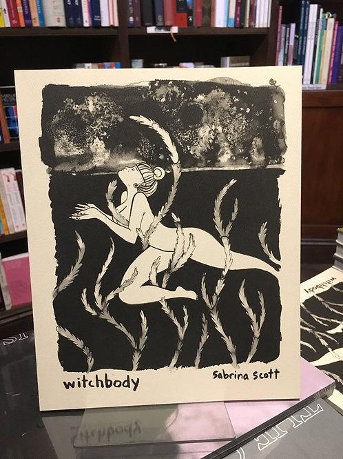 Witchbody - Sabrina Scott