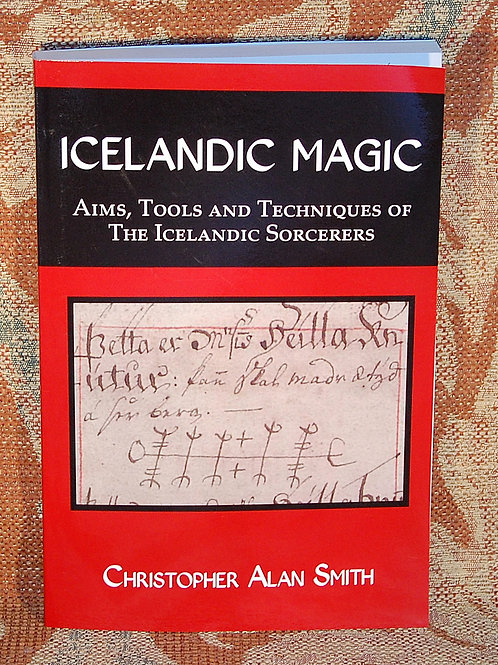 Icelandic Magic - Christopher Alan Smith