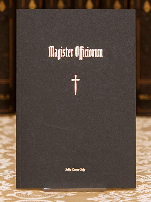 Magister Officiorum (PB) - Julio Cesar Ody