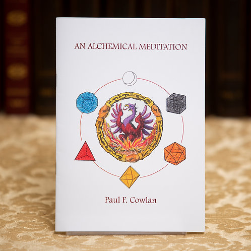 An Alchemical Meditation - Paul Cowlan (signed)