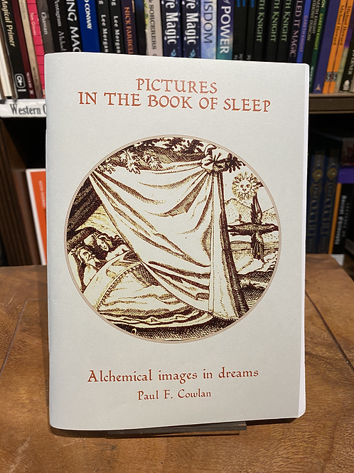 Pictures in the Book of Sleep [Alchemy] - Paul Cowlan (signed)