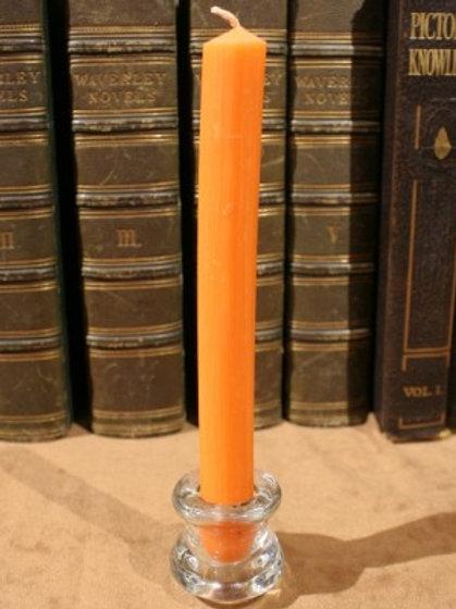 Spell Candle – Orange (Mercury)
