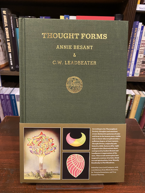 Thought-Forms - Annie Besant and Charles Leadbeater