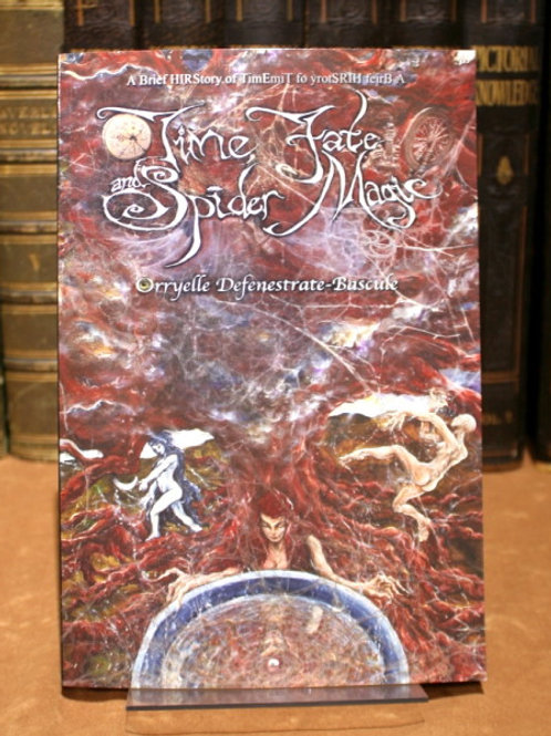 Time, Fate and Spider Magic – Bascule