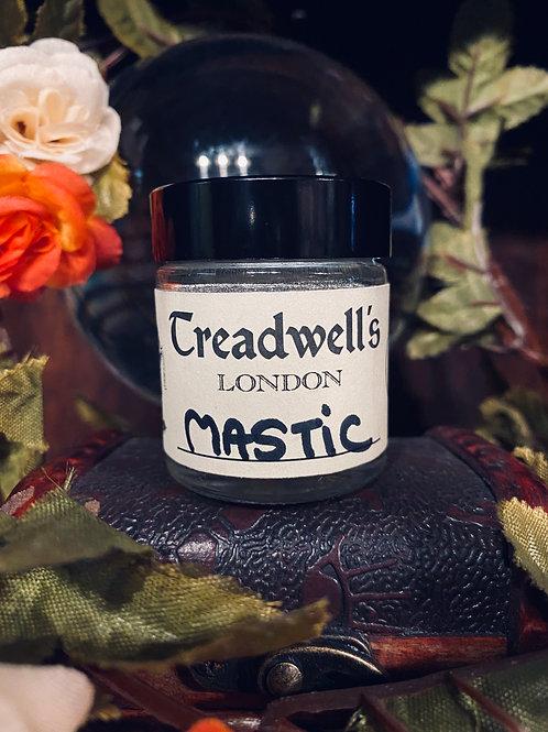 Mastic (incense resin)
