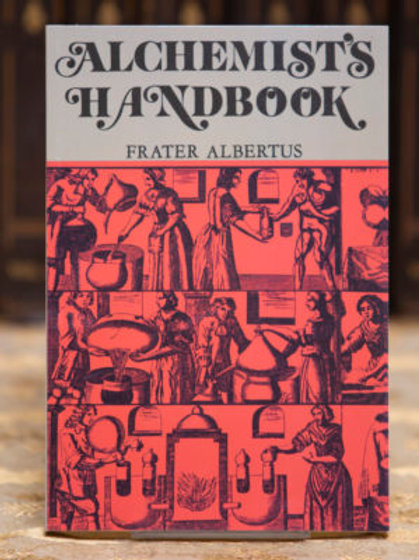 Alchemist's Handbook - Frater Albertus