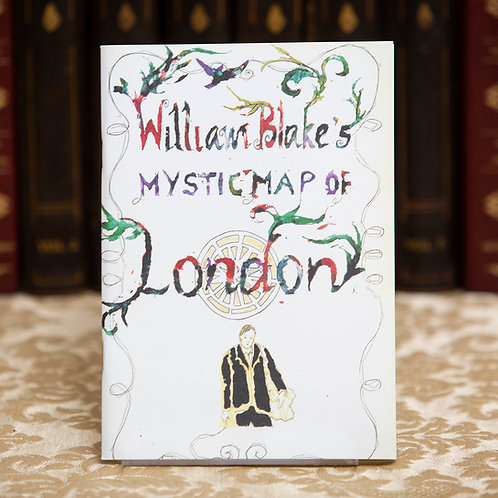 William Blake's Mystic Map of London