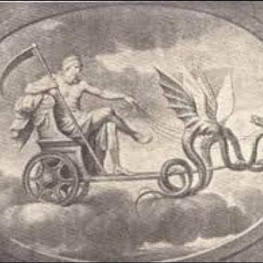 Online - Witchcraft with Saturn