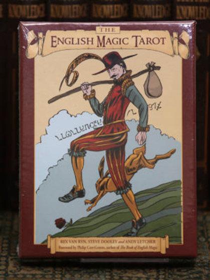 The English Magic Tarot Deck