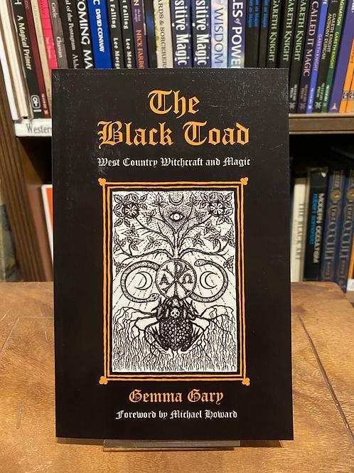 The Black Toad - Gemma Gary [Devon, Cornwall]