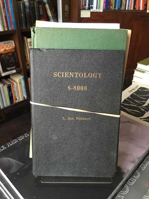 [Scientology: Three Titles]