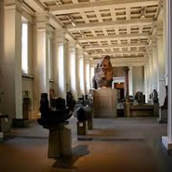 British Museum & Awakening English Magic