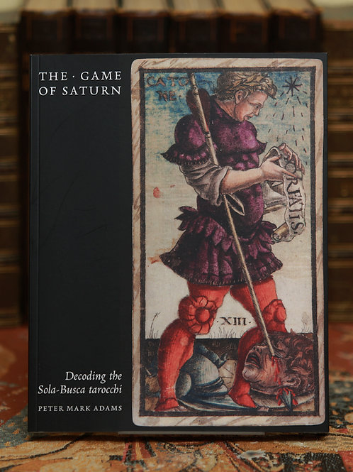 The Game of Saturn - Peter Mark Adams (PB)