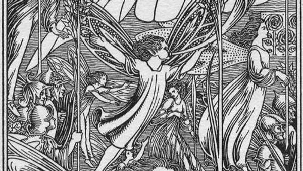 Meeting the Fey: Folk Magic Methods