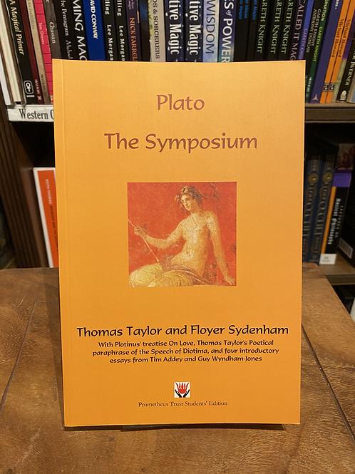 The Symposium - Plato, trans. Thomas Taylor and Floyer Sydenham